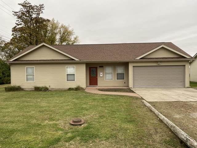 115 Maple St, Centralia, MO 65240 (MLS #396222) :: Columbia Real Estate