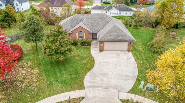 2501 Feldspar Ct, Columbia, MO 65202 (MLS #396224) :: Columbia Real Estate