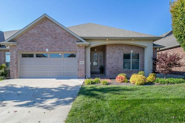 1101 Marcassin Dr, Columbia, MO 65201 (MLS #396248) :: Columbia Real Estate