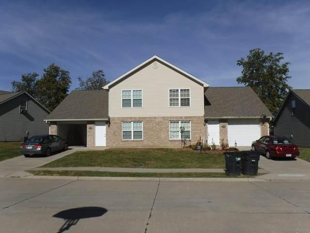 1205-1207 Remington #2, Centralia, MO 65240 (MLS #396261) :: Columbia Real Estate