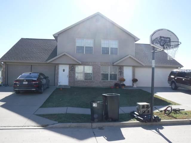 1210-1212 Remington #2, Centralia, MO 65240 (MLS #396266) :: Columbia Real Estate