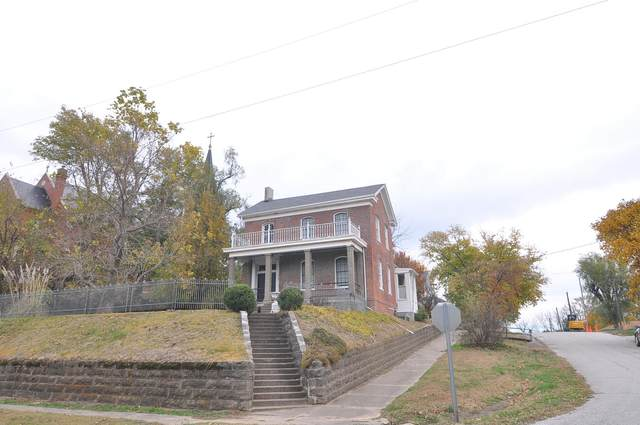 400 2ND St, Glasgow, MO 65254 (MLS #396314) :: Columbia Real Estate