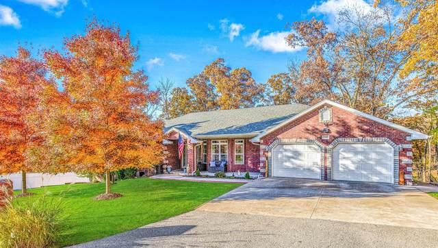 3709 Christian Rdg, Jefferson City, MO 65101 (MLS #396326) :: Columbia Real Estate