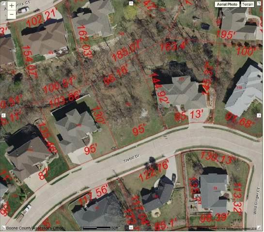 3805 Trefoil Dr, Columbia, MO 65203 (MLS #396370) :: Columbia Real Estate