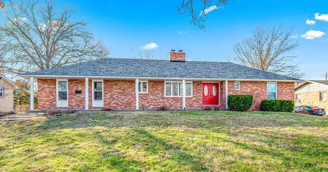1011 Yale, Columbia, MO 65203 (MLS #396523) :: Columbia Real Estate