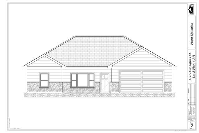 LOT 5 Sassafras Ct, Columbia, MO 65201 (MLS #396528) :: Columbia Real Estate