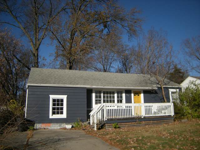 713 Ridgeway Ave, Columbia, MO 65203 (MLS #396531) :: Columbia Real Estate