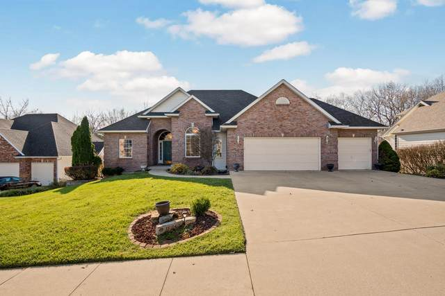 1804 Valley Vista Ct, Columbia, MO 65203 (MLS #396566) :: Columbia Real Estate