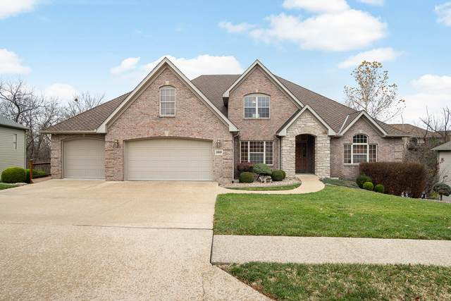 3809 Trefoil Dr, Columbia, MO 65203 (MLS #396626) :: Columbia Real Estate