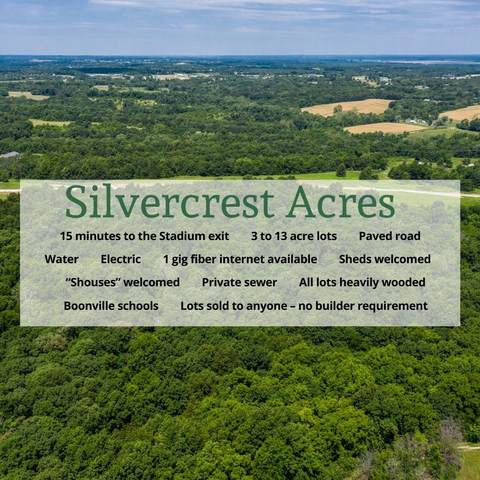 LOT 13 Silvercrest Ct, Wooldridge, MO 65287 (MLS #396633) :: Columbia Real Estate