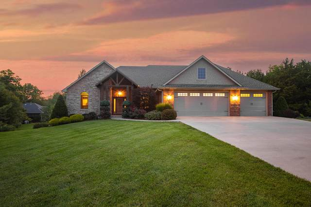 3155 Bobcat Ct, Columbia, MO 65201 (MLS #396901) :: Columbia Real Estate