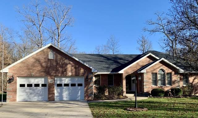 216 Woodward Ln, Jefferson City, MO 65101 (MLS #396997) :: Columbia Real Estate