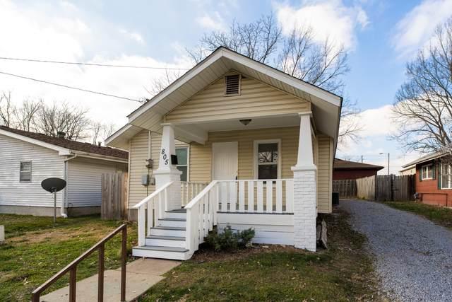805 N 6TH St, Columbia, MO 65201 (MLS #397000) :: Columbia Real Estate