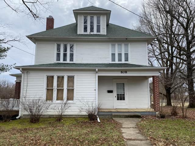 808 W Davis St, Fayette, MO 65248 (MLS #397023) :: Columbia Real Estate
