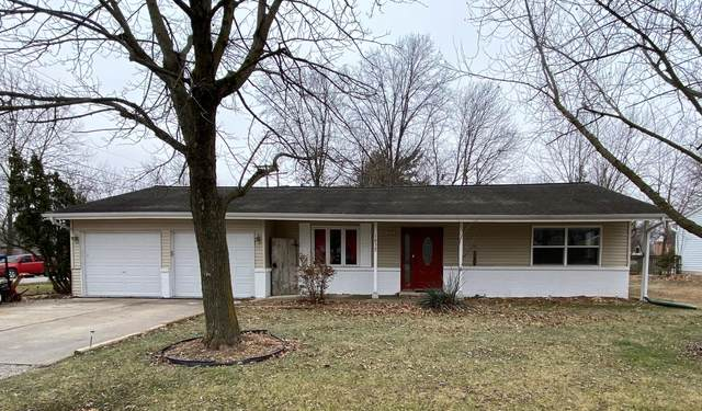 1030 Wesley St, Centralia, MO 65240 (MLS #397033) :: Columbia Real Estate