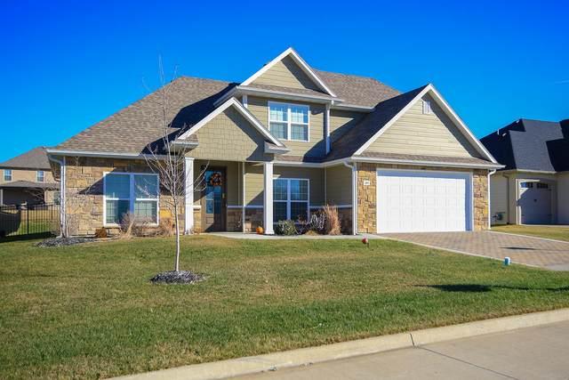 205 Hellwig Ln, Columbia, MO 65203 (MLS #397097) :: Columbia Real Estate