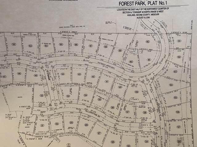 Forrest Park, Plat 1, Lot 161, Ashland, MO 65010 (MLS #397113) :: Columbia Real Estate