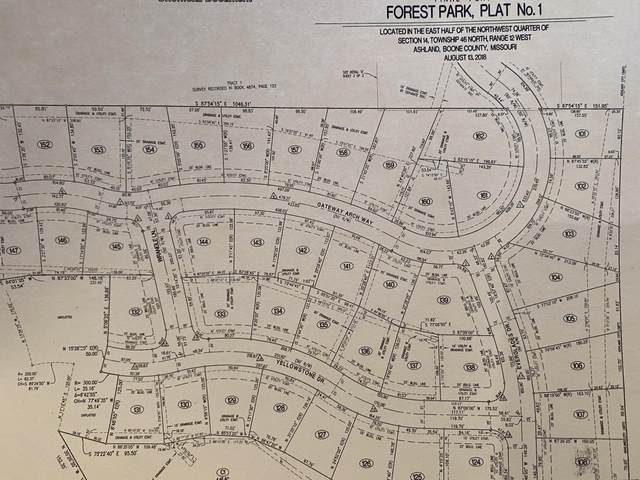 Forrest Park, Plat 1, Lot 162, Ashland, MO 65010 (MLS #397114) :: Columbia Real Estate