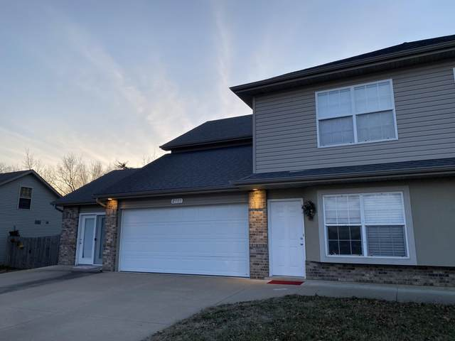 2301 Shamrock Dr, Columbia, MO 65202 (MLS #397209) :: Columbia Real Estate