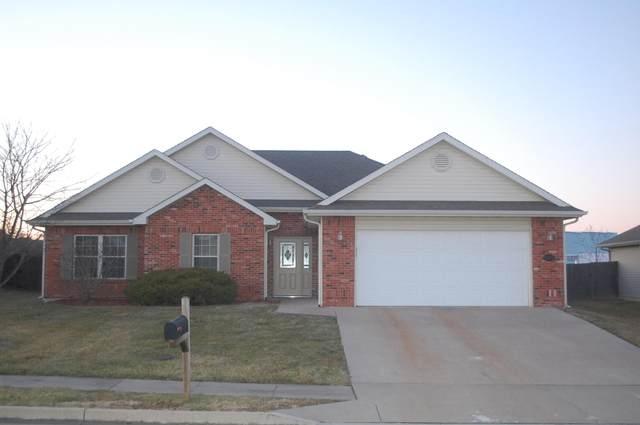 5007 Craydon Dr, Columbia, MO 65203 (MLS #397218) :: Columbia Real Estate
