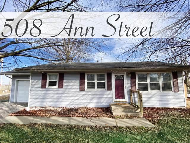 508 Ann St, Auxvasse, MO 65231 (MLS #397303) :: Columbia Real Estate