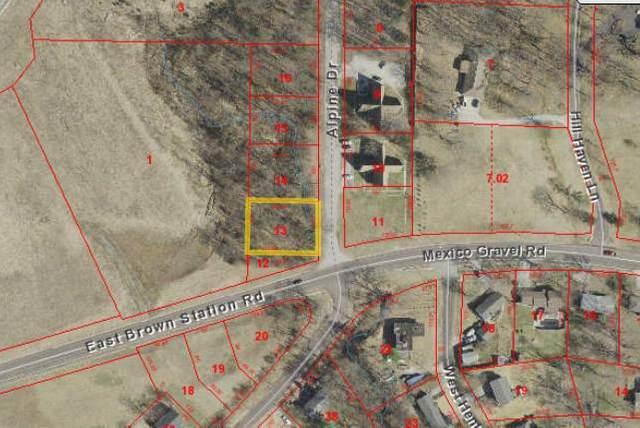LOTS 15-16 Alpine Dr, Columbia, MO 65202 (MLS #397307) :: Columbia Real Estate