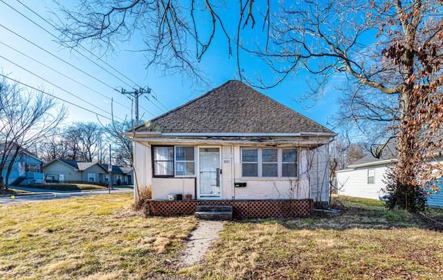 501 N Garth Ave, Columbia, MO 65203 (MLS #397363) :: Columbia Real Estate