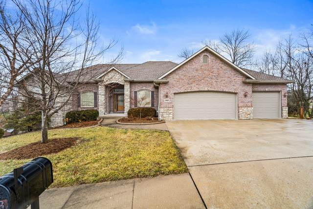 3803 Trefoil Dr, Columbia, MO 65203 (MLS #397407) :: Columbia Real Estate