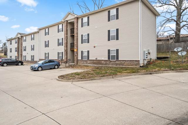 5451 S Bethel Church Rd 2-303, Columbia, MO 65203 (MLS #397422) :: Columbia Real Estate