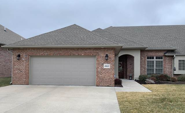 1012 Marcassin Dr, Columbia, MO 65201 (MLS #397425) :: Columbia Real Estate