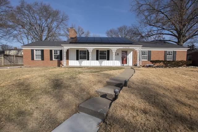 115 W Ridgeley, Columbia, MO 65203 (MLS #397582) :: Columbia Real Estate