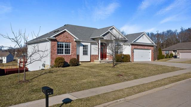 5313 Wood Lake Ct, Columbia, MO 65202 (MLS #398041) :: Columbia Real Estate