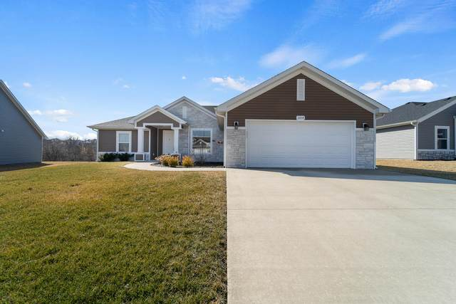3204 Timber Run Dr, Columbia, MO 65203 (MLS #398045) :: Columbia Real Estate
