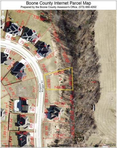 LOT 231A August Briggs Dr, Columbia, MO 65201 (MLS #398050) :: Columbia Real Estate