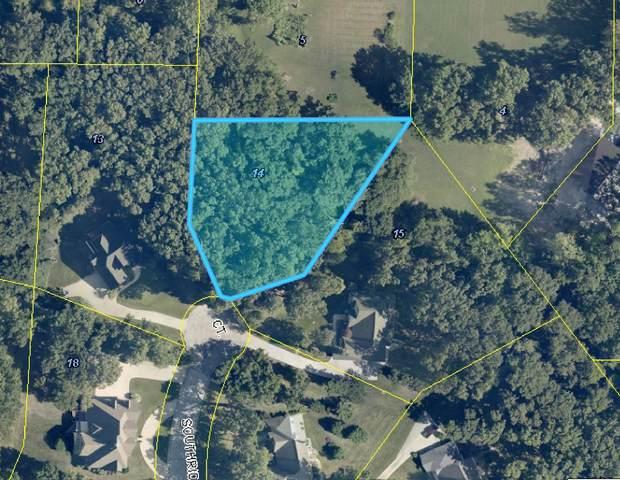 LOT 14 Southridge Ct, Moberly, MO 65270 (MLS #398061) :: Columbia Real Estate