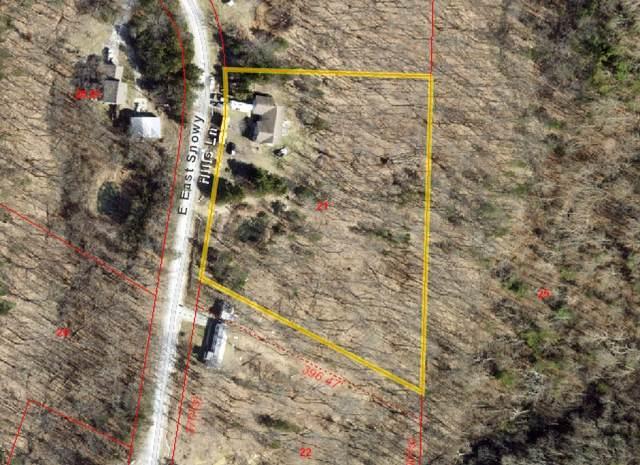 3995 E East Snowy Hills, Hartsburg, MO 65039 (MLS #398069) :: Columbia Real Estate