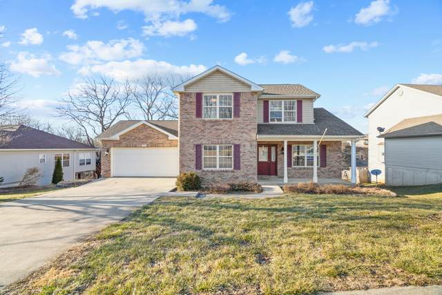 205 Caribou Dr, Columbia, MO 65202 (MLS #398156) :: Columbia Real Estate