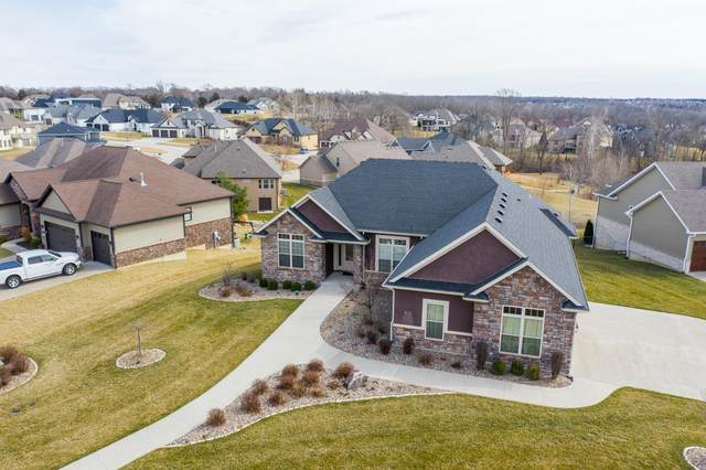 4306 Silver Valley Dr, Columbia, MO 65203 (MLS #398205) :: Columbia Real Estate
