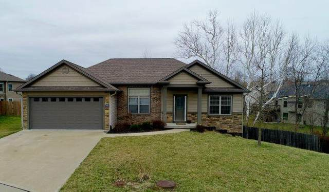 5101 Grayling Ct, Columbia, MO 65203 (MLS #398375) :: Columbia Real Estate