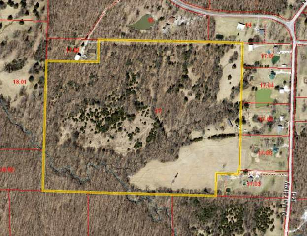 10171 N Hartley Rd, Hallsville, MO 65255 (MLS #398570) :: Columbia Real Estate