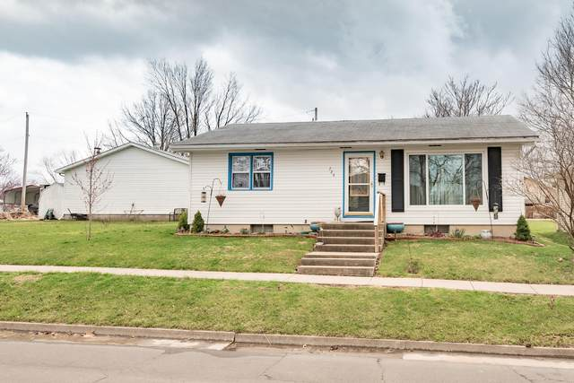 720 Union Ave, Moberly, MO 65270 (MLS #398616) :: Columbia Real Estate