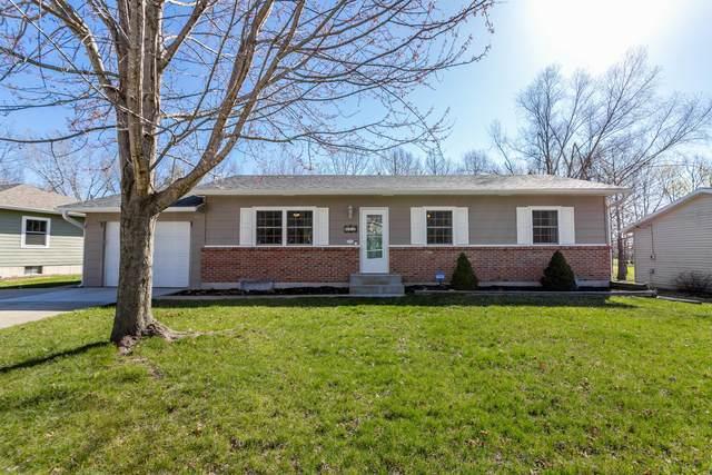 810 Weintz St, Moberly, MO 65270 (MLS #398814) :: Columbia Real Estate