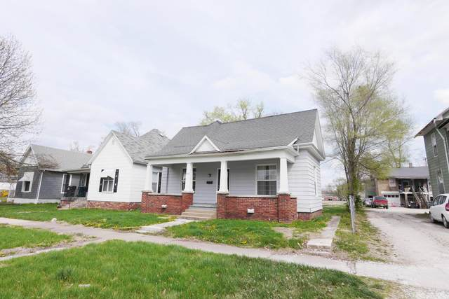 506 S Clark St, Moberly, MO 65270 (MLS #398926) :: Columbia Real Estate
