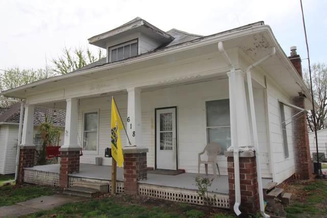 618 Franklin Ave, Moberly, MO 65270 (MLS #398950) :: Columbia Real Estate