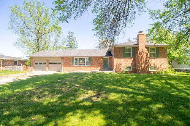 2207 Bushnell Dr, Columbia, MO 65201 (MLS #398956) :: Columbia Real Estate