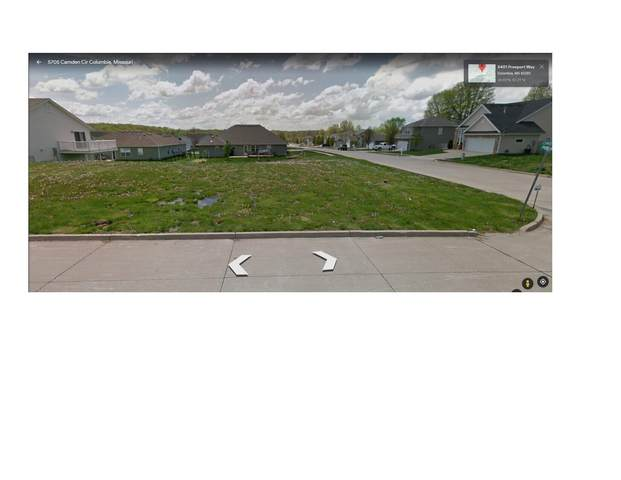 LOT 358 Port Way, Columbia, MO 65201 (MLS #398985) :: Columbia Real Estate