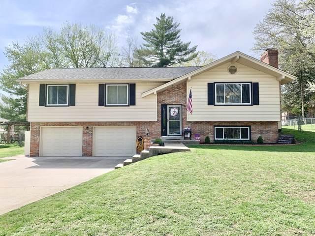 709 Leonard Dr, Jefferson City, MO 65109 (MLS #398996) :: Columbia Real Estate
