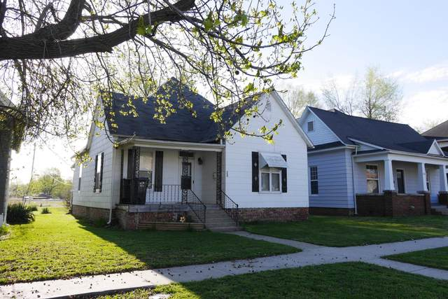 504 S Clark St, Moberly, MO 65270 (MLS #399030) :: Columbia Real Estate