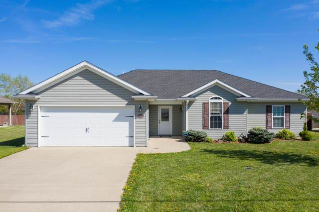 2303 Holly Ave, Columbia, MO 65202 (MLS #399079) :: Columbia Real Estate