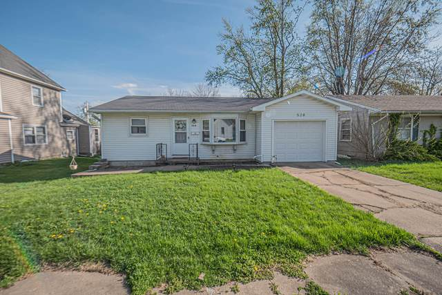 528 Vincil St, Moberly, MO 65270 (MLS #399082) :: Columbia Real Estate